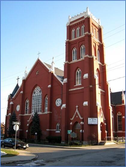 St Mary's Roman Catholic Pro Cathedral